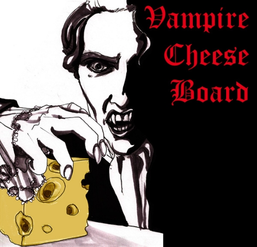 Cinema Somnambulist: Vampire Cheese